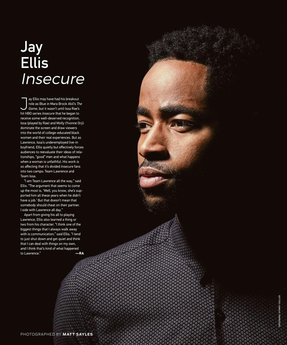 Jay Ellis | The Wrap