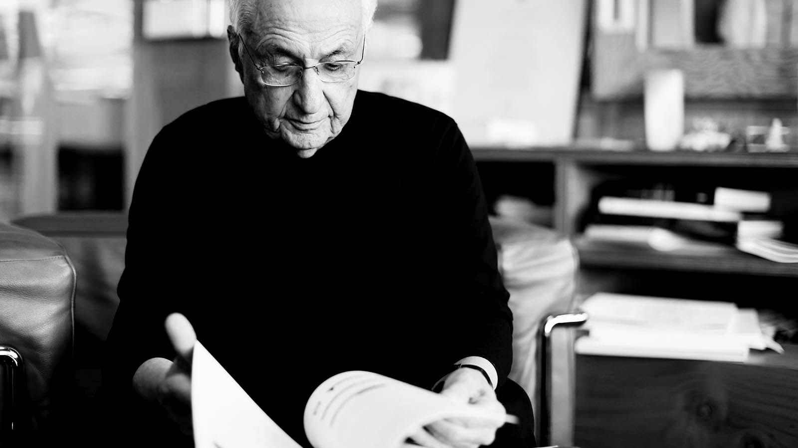 Frank Gehry for Bombardier