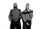Actor Michael B. Jordan, right, and writer and director Ryan Coogler, from the upcoming film {quote}Creed{quote}, pose for a portrait on Wednesday, Nov. 11, 2015 in Los Angeles. (Photo by Matt Sayles/Invision/AP)