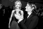 Nicole Kidman, left and Keith Urban attend the 69th Primetime Emmy Awards on Sunday, Sept. 17, 2017, at the Microsoft Theater in Los Angeles. (Photo by Matt Sayles/Invision for the Television Academy/AP Images)