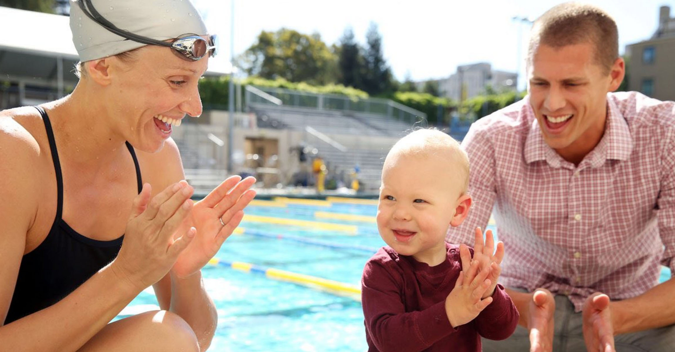 Pampers 2016 Olympic Campaign with Dana Vollmer | Agency - Citizen