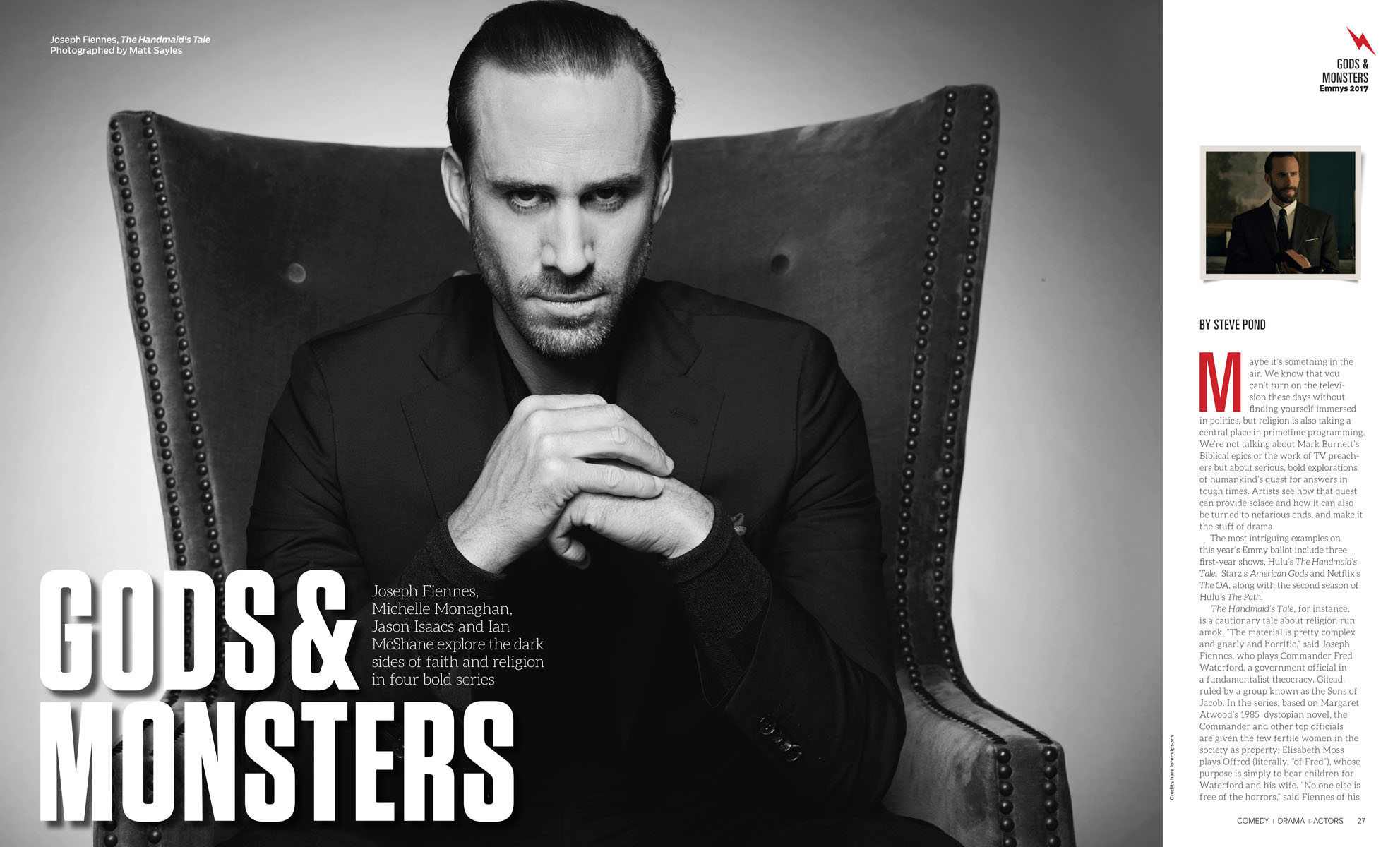Joseph Fiennes | The Wrap