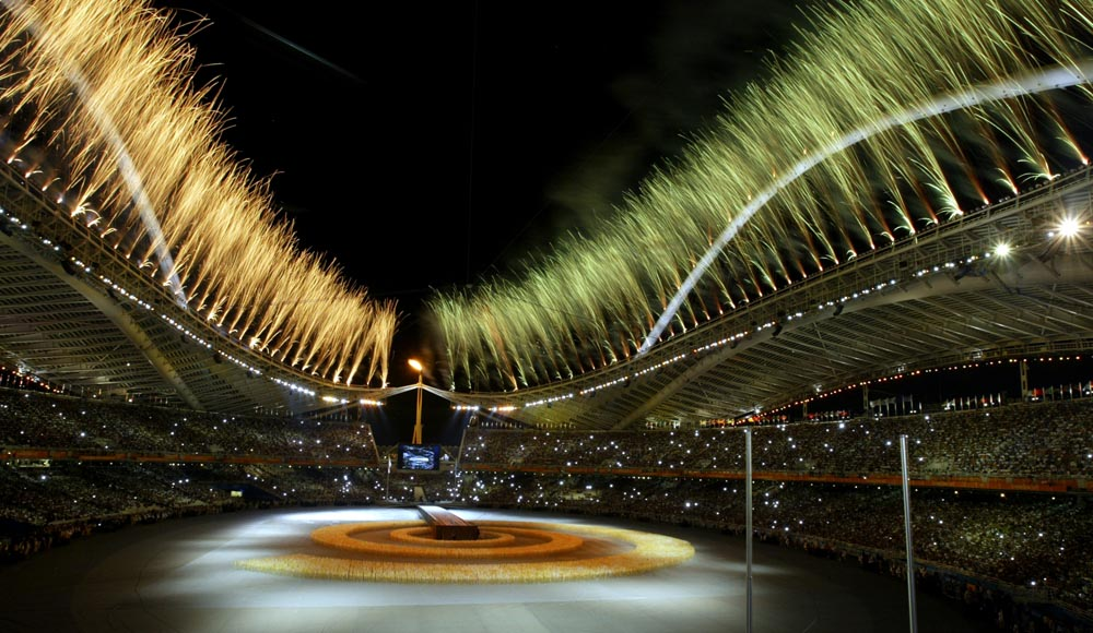 athens olympics essay Athens the capital of greece located at the basin of attica surounded from the mountains of aegaleo parnitha penteli and hymmetus,with more then 3 million population.