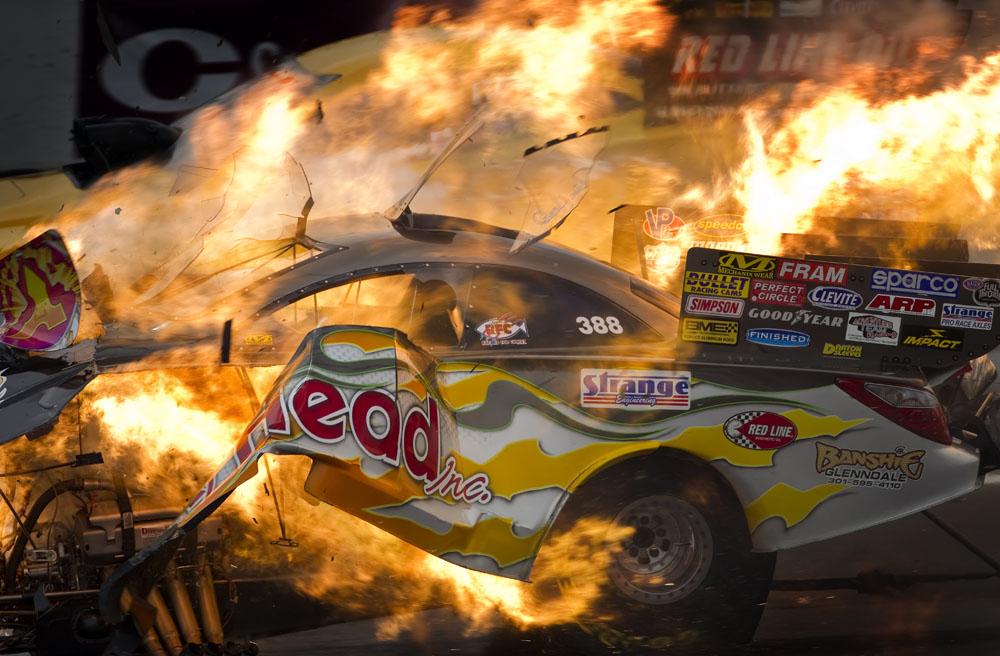 Dre Car Crash