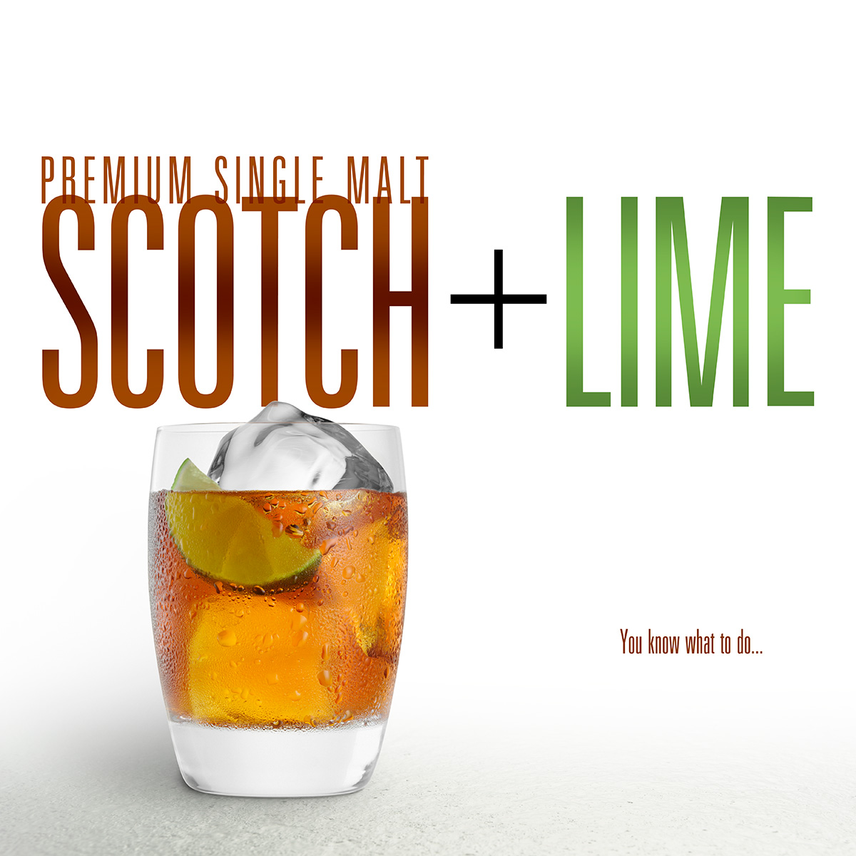 SCOTCH-WITH-LIME