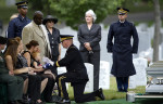 The Washington Post -  Arlington Funeral