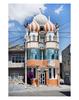 Polyarchitecture, Free architecture, La Magdalena Tlaltelulco, Tlaxacala, Mexico