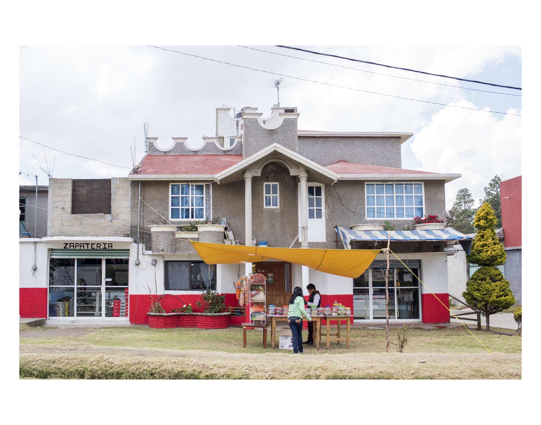 Free Architecture near santa Ana, Estado de Mexico