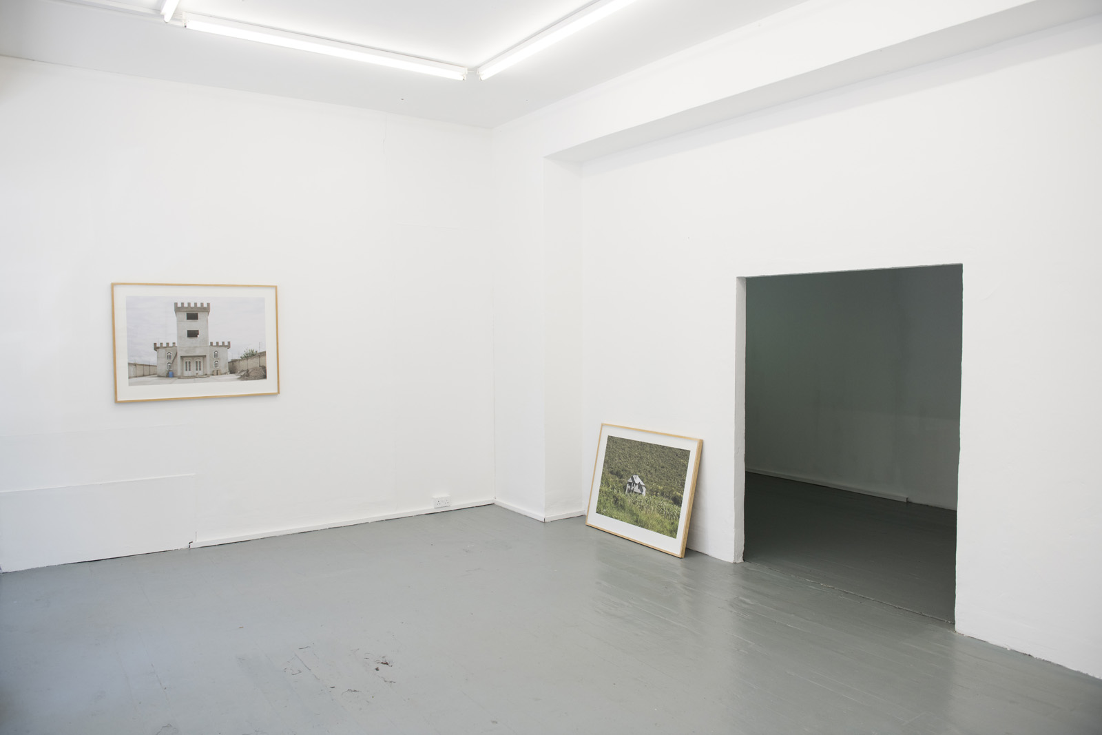 Free Architecture at the Chalton Gallery, London, England, Great Britain