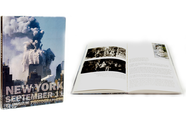 September 11 by Magnum Photographers, Powerhouse Books