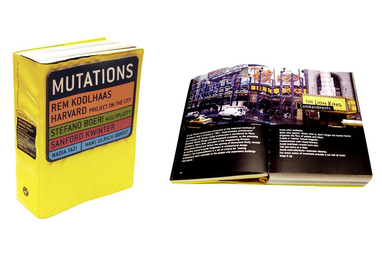Mutations, Rem Koolhas/Harvard Project on the City