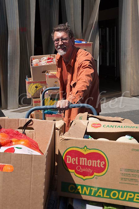 Food Share, Oxnard, California collects and distributes food to the needy in Ventura County, Southern California, USA.