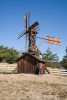 An old time windmill located on a farm in the Santa Ynez Valley of California. To purchase this image, please go to my stock agency click here.