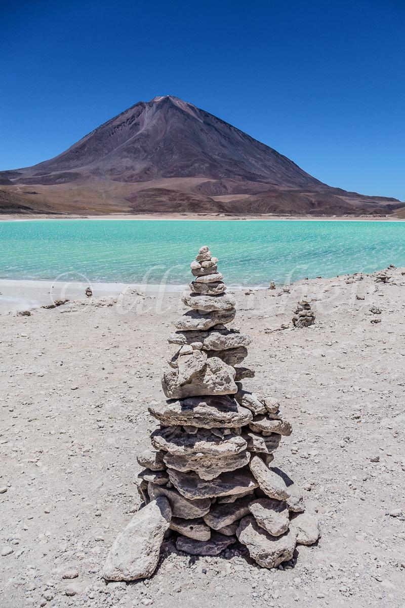 Laguna Verde, Bolivian Desert