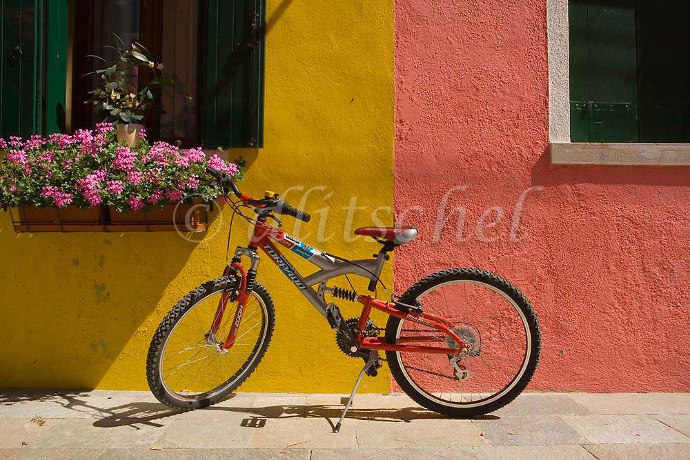 Burano Island, Italy. To purchase this image, please go to my stock agency click here.