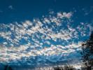 Textured sky