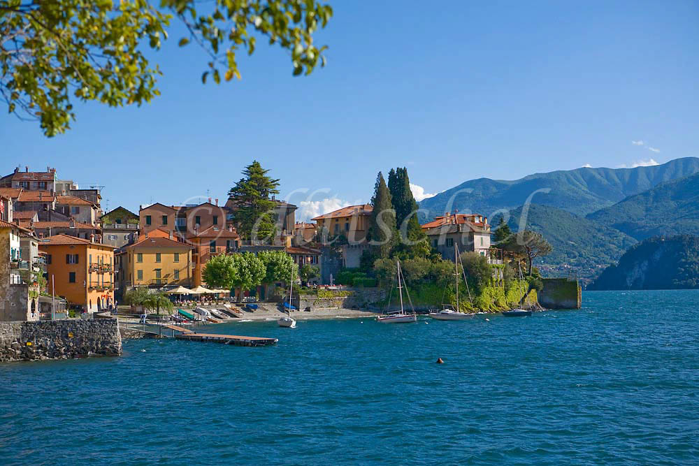 Varenna is a small Italian village on the shores of Lake Como in northern Italy. To purchase this image, please go to my stock agency click here.