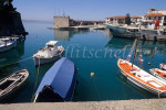 A  view of the harbor at Galaxidi, Greece. Galaxidi, Greece is a popular historical fishing village located in central Greece close to Delphi. To purchase this image, please go to my stock agency click here.
