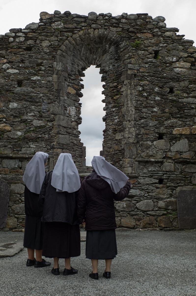 Glendalough monastery, Kilkenny County