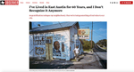 Texas Observer ran Ms. Delco's poignant essay about East Austin.