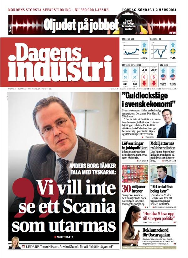 Dagens Industri