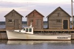 The wharf at Naufrage, Prince Edward Islandfor The New York Times