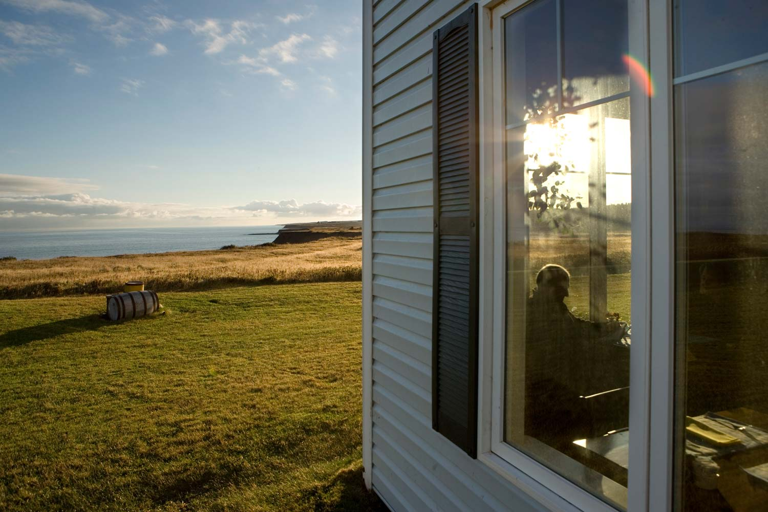 The Johnson Shore inn. Prince Edward Island.for The New York Times
