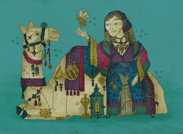 DGallagher-Camel-Girl