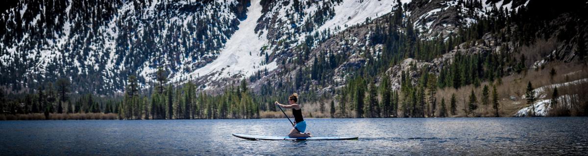 Harben-paddleboard