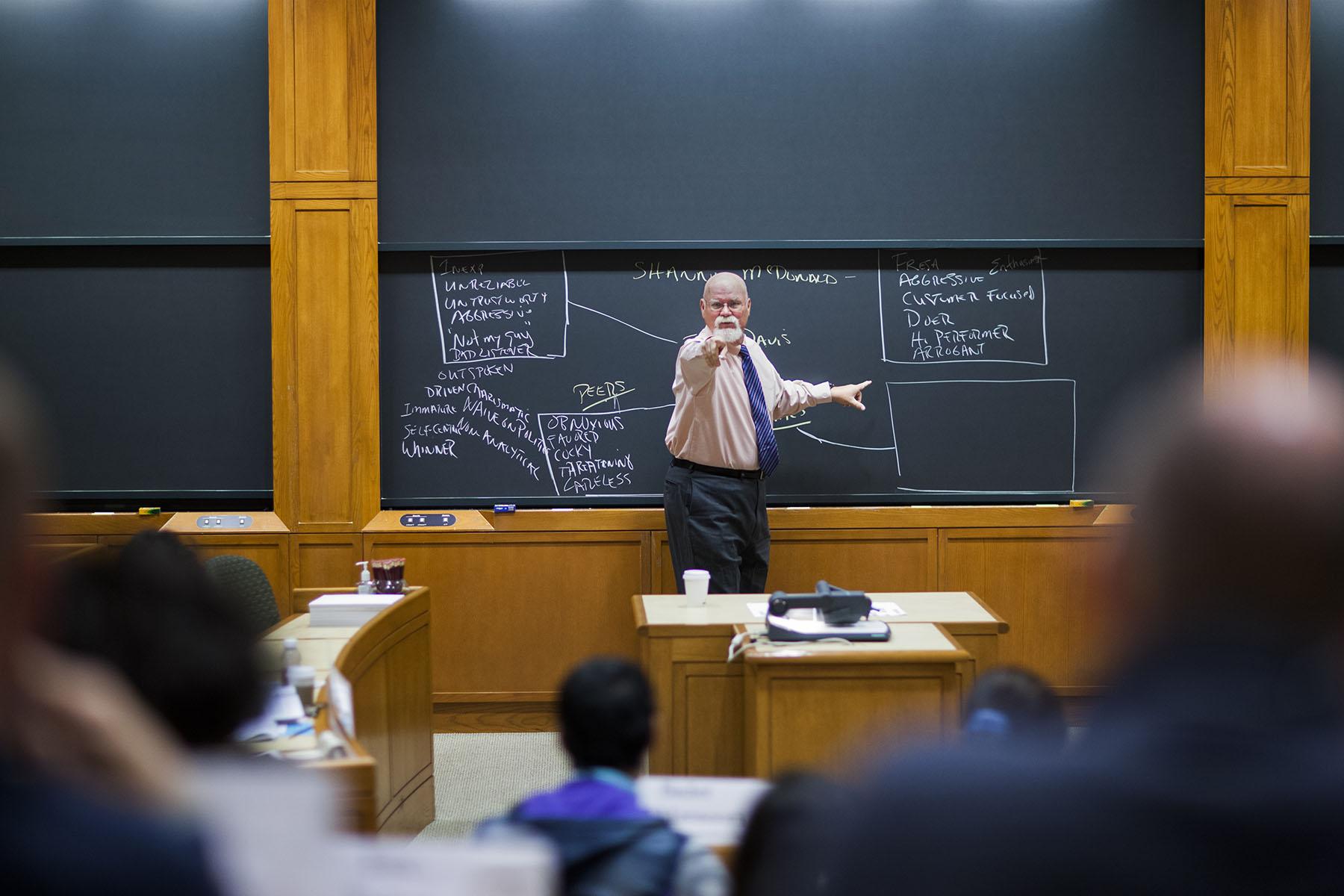 Harvard Business School in Boston