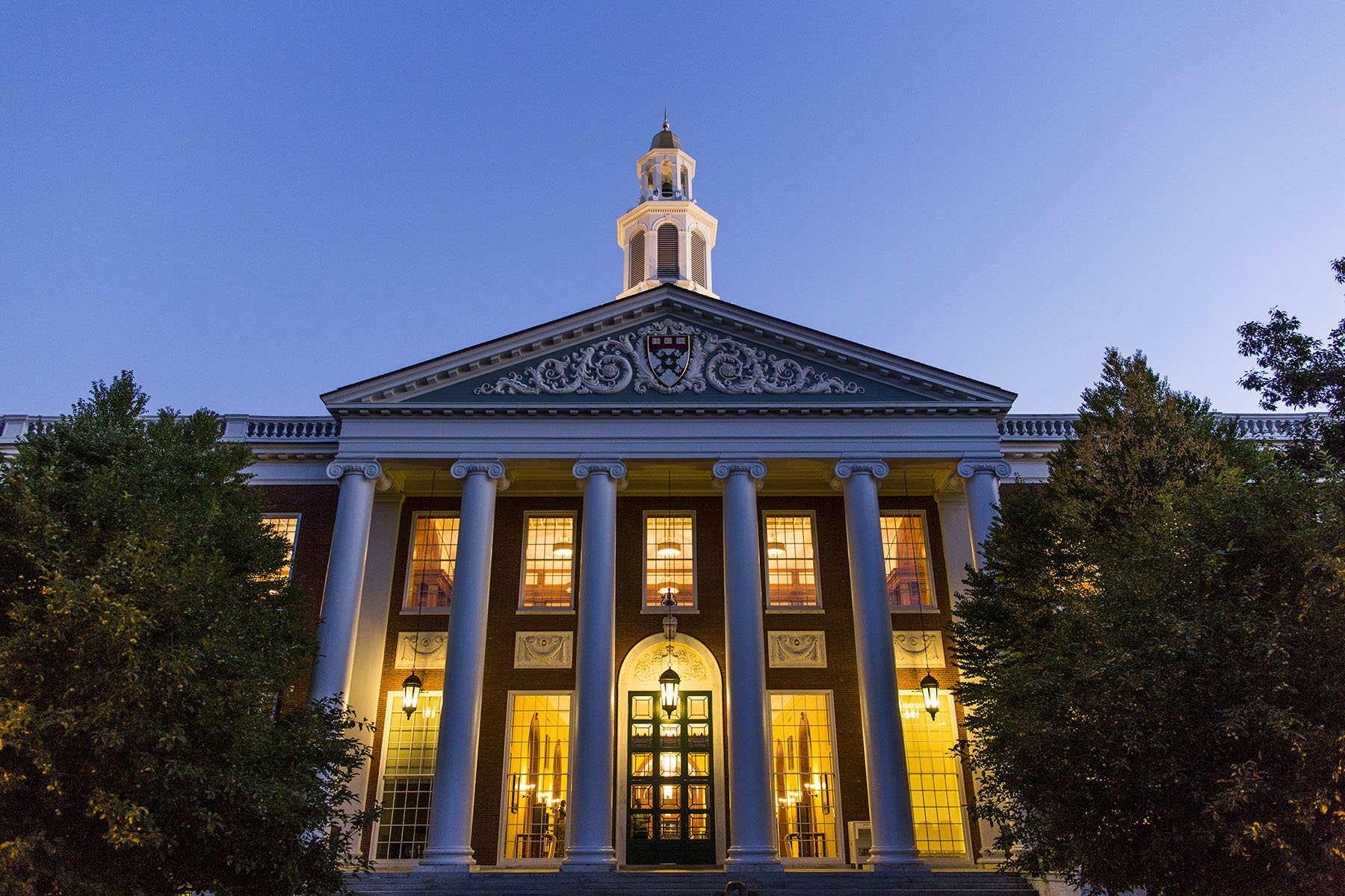 Harvard Business School Executive Education program in Boston.