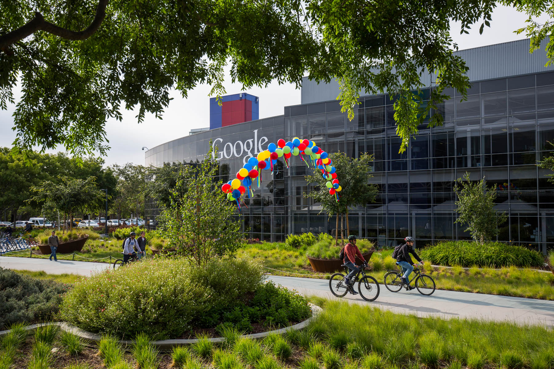 The Googleplex is the corporate headquarters complex of Google, Inc., located in Mountain View, California.
