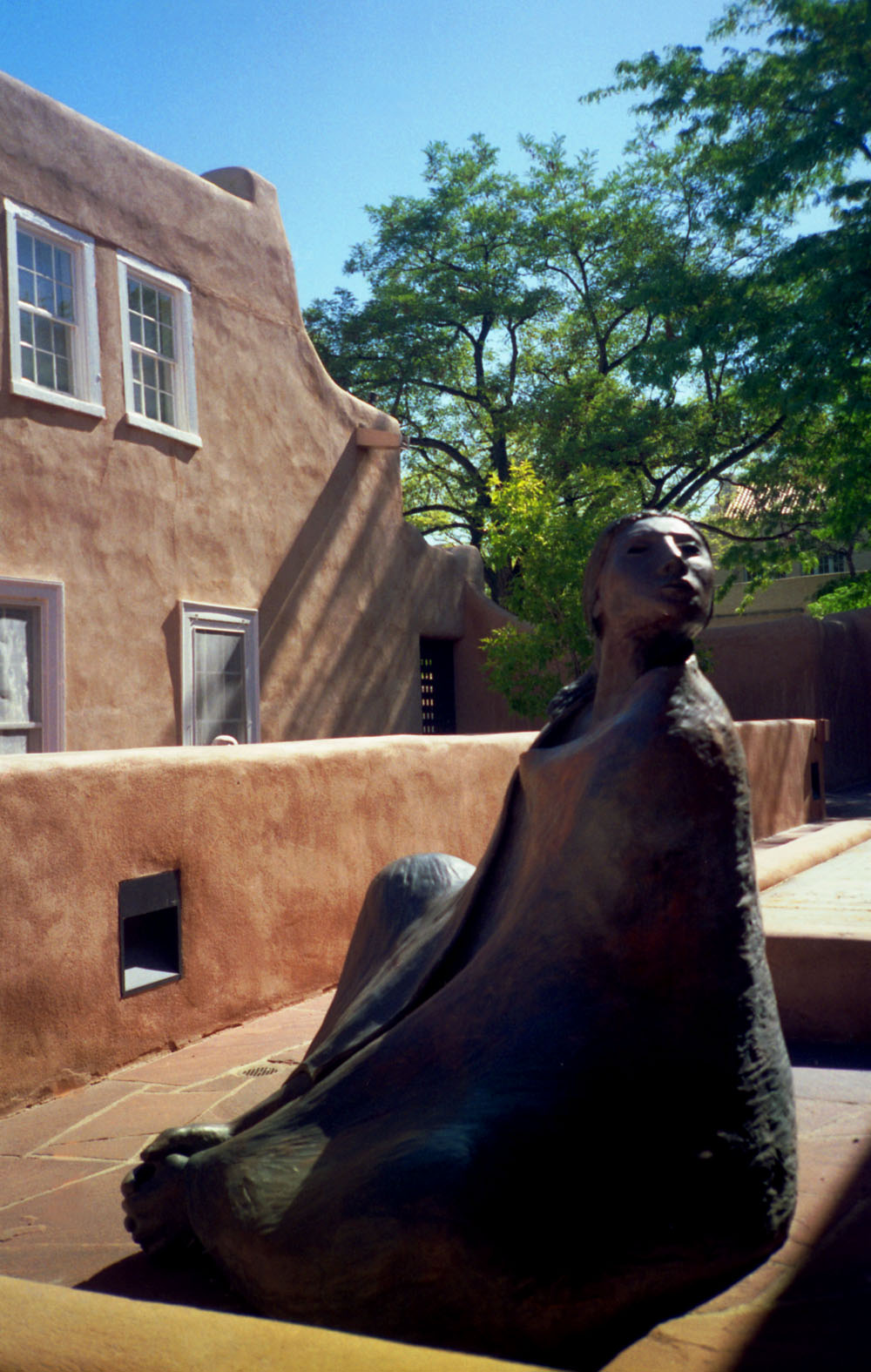 Museum of Fine Arts, Santa Fe, NM.