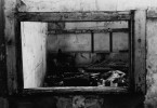 a burnt restaurant, Esenler, Istanbul.