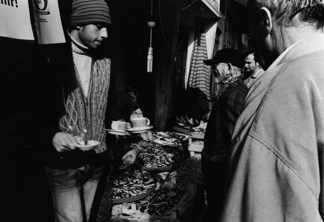 Fishmarket, Sinop.