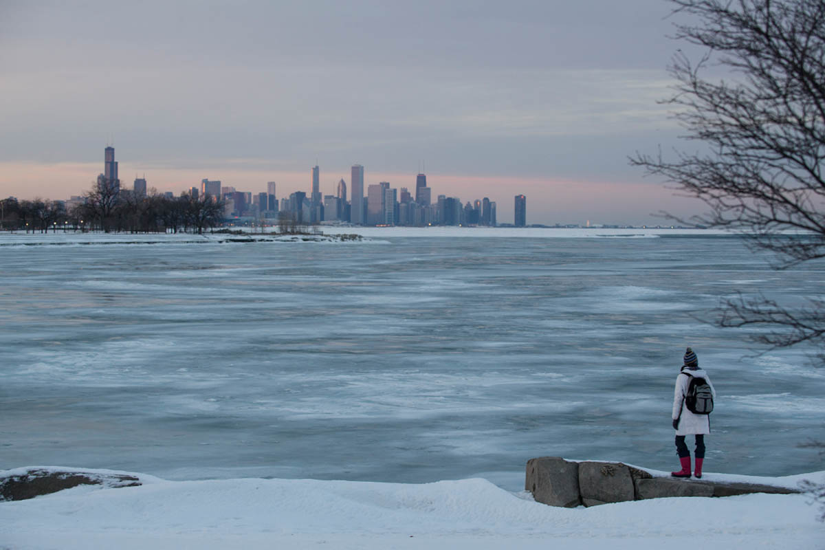 Chicago Winter 2013/2014: Recent Singles: Marc Monaghan Photography