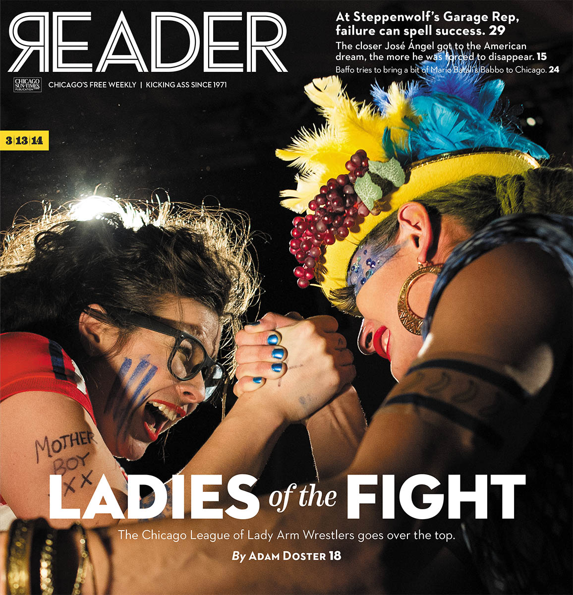Reader_CLLAW_Cover