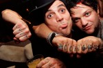 Steve-O and Bam Margera