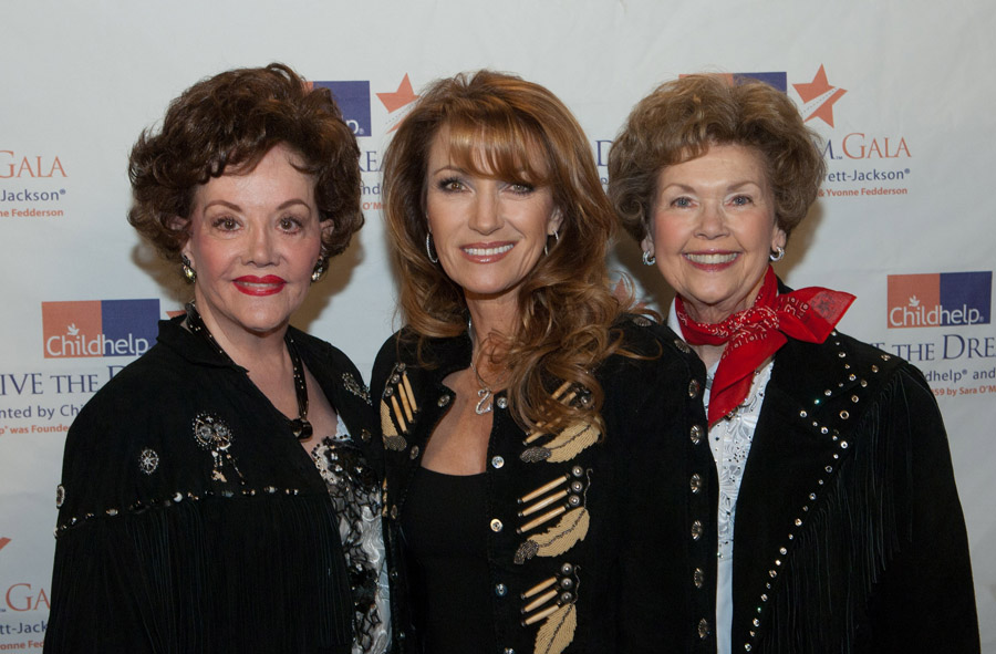 Jane Seymour & Childhelp Founders