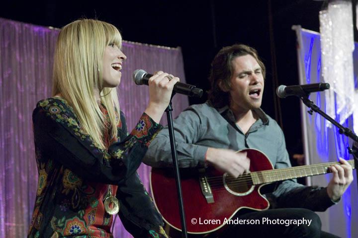 American Idol - Brooke White and Michael Johns