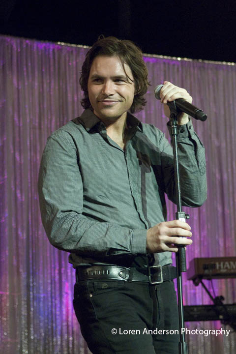 American Idol contestant Michael Johns