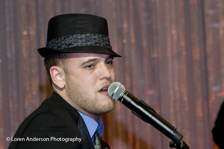 American Idol contestant Matt Giraud