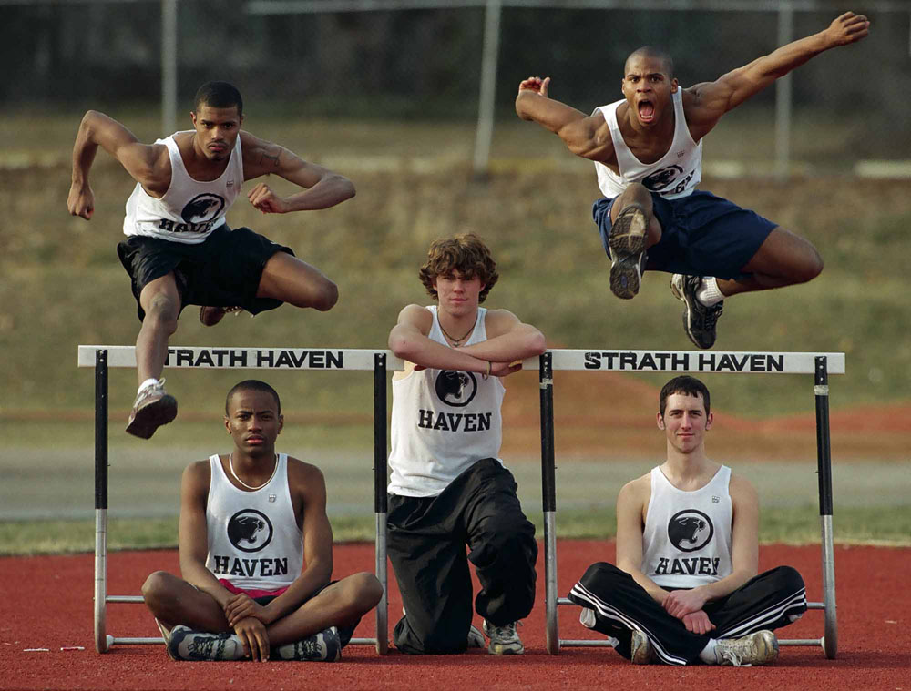 Strath Haven's Hurdlers