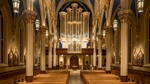Timelapse of the installation of the Murdy Family Organ in the Basilica of the Sacred Heart at the University of Notre Dame.