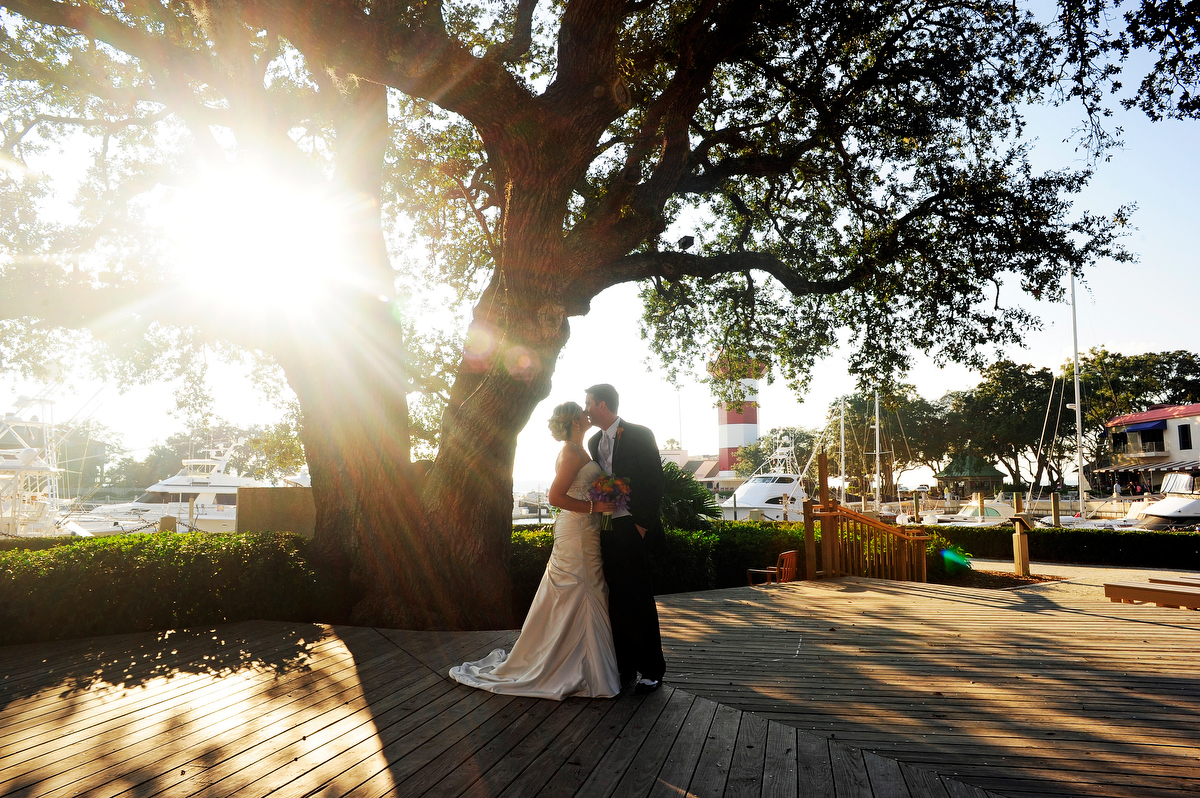The wedding of Kierian Campbell and Matt Hale at Sea Pines Resort on Saturday, October 6, 2012 on Hilton Head Island, SC.