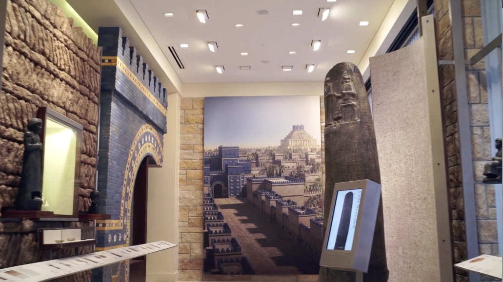 A 3-minute journey through the first Chaldean Museum in the world.Video © 2017 Sanan MediaMuseum Exhibition Design: Saylor+Sirola Museum Film & Interactive Production: Sanan MediaPlease contact us for all requests to either embed or use this piece for news programming.