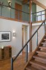 Feeny Wire Rope railing installed in a residence in Vacaville, CA. Photo by Jay Graham
