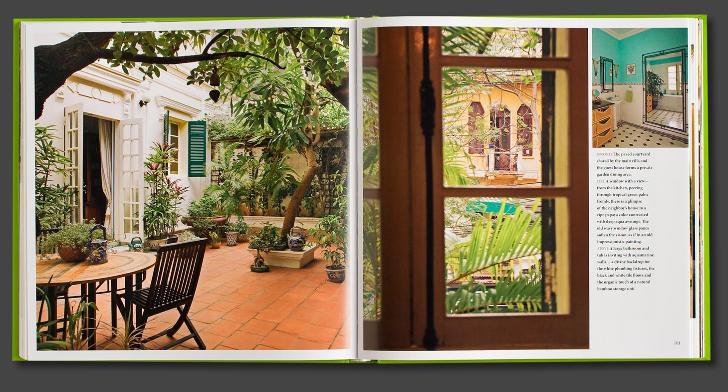 Indochine Style 04 Indochine Style 2008 The Book Is A
