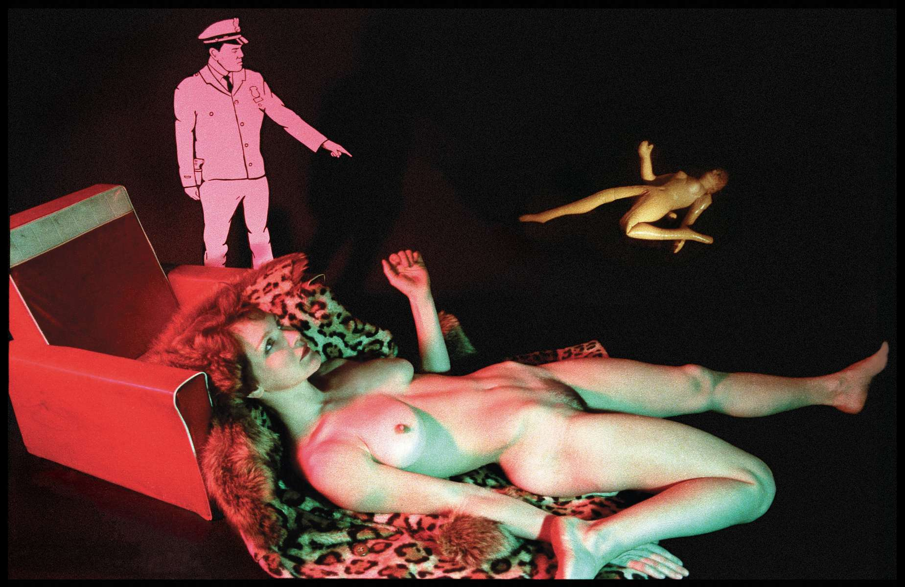 Missionary Position, 1984, Chicago, IL