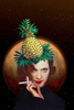 Pineapple Planet 219134b, 202020 x 24 inch Pigment Print, Edition of 8, with 2 artist proofs